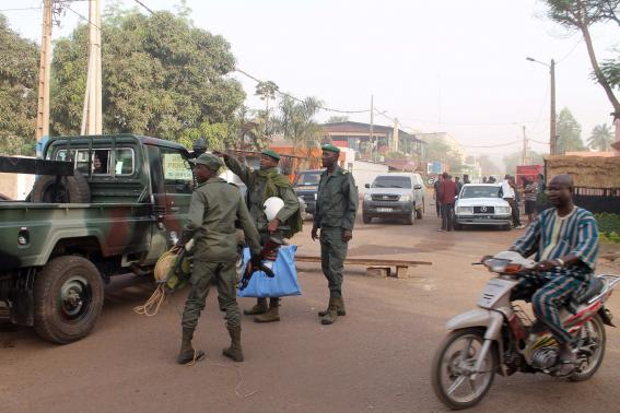Militants kill five in attack on restaurant in Mali capital