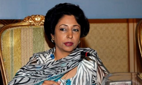Maliha Lodhi concerned at conspiracies to defame Islam in Middle East