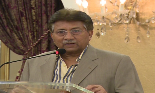 No real change without changing system, says Pervez Musharraf