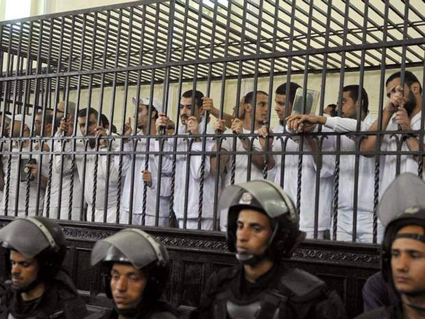 Egypt carries out first execution of Morsi supporter