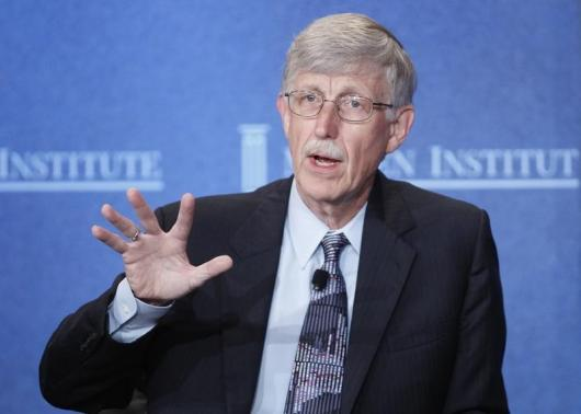 NIH director sees solving data puzzle as key to US precision medicine