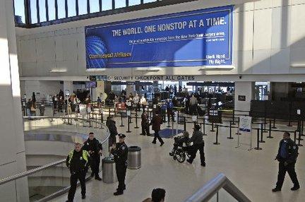 Lawsuit targets US program on suspicious behavior at airports