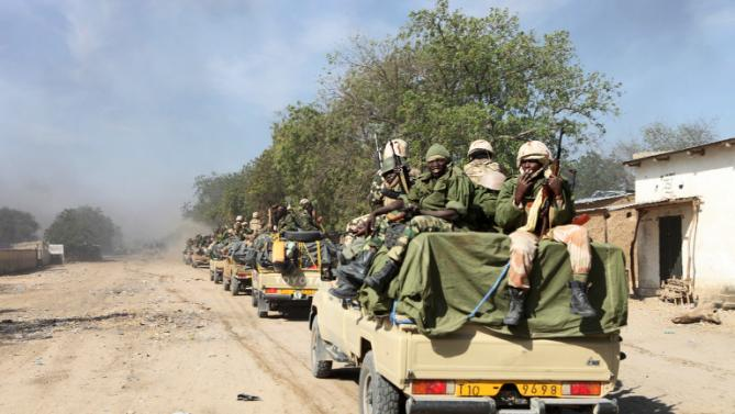 Chad, Niger launch joint offensive against Boko Haram in Nigeria