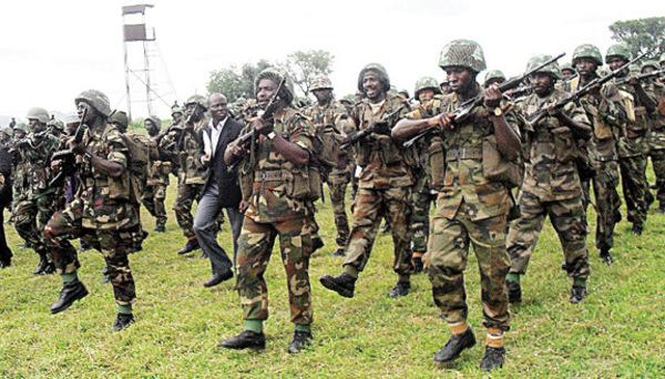 Nigeria military says Bama city recaptured from Boko Haram