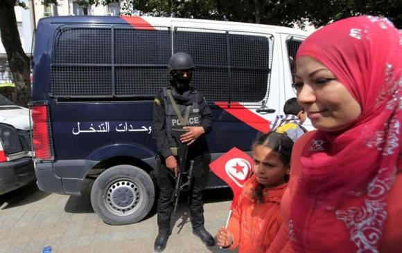 North Africa jihadi front spreads to Arab Spring cradle Tunisia