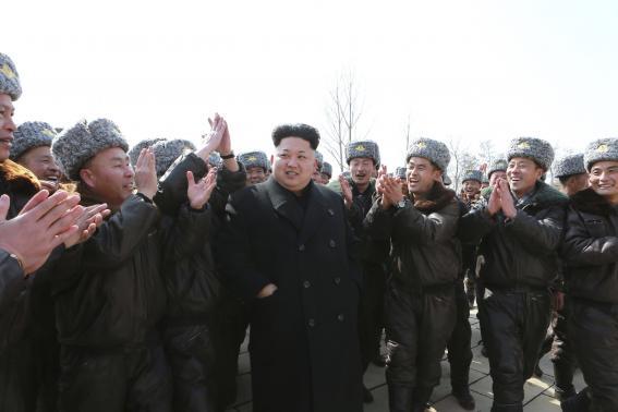 North Korea fires missiles, liquidates Seoul's assets