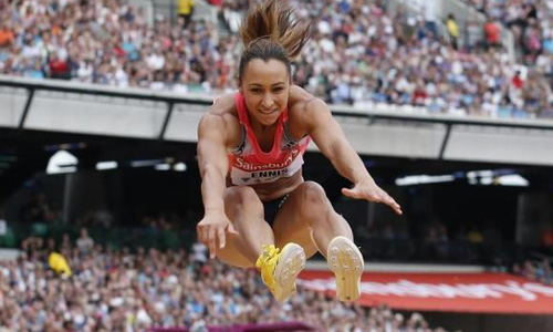 Olympic champion Ennis-Hill to make competitive return