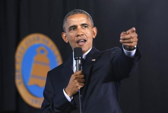 Obama to sign order cutting government greenhouse gas emissions