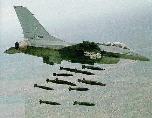 Airstrikes kill 25 militants in Khyber Agency
