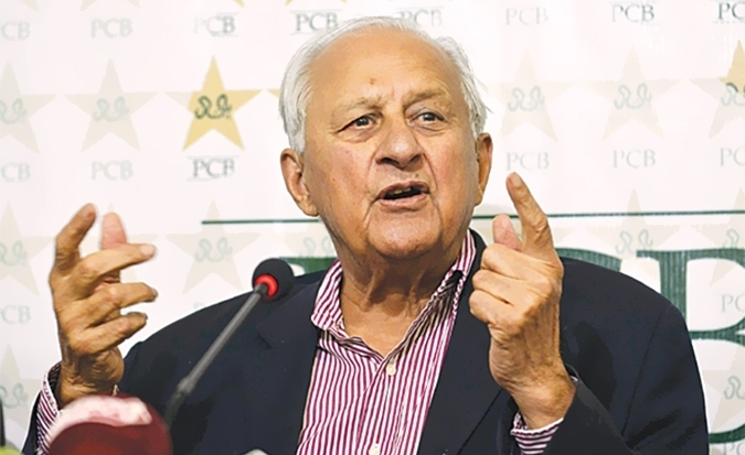Pakistan, India to play six tournaments in eight years, says PCB chief