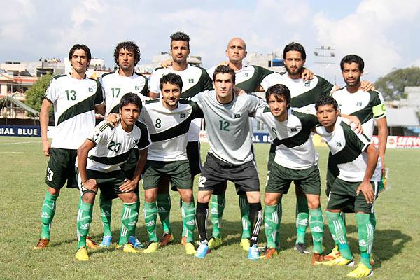 Pakistan soccer World Cup tie switched from Lahore to Bahrain