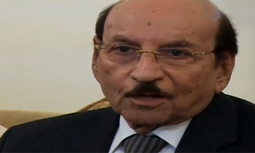 Target killing has reduced by 60 percent: Sindh CM Syed Qaim Ali Shah