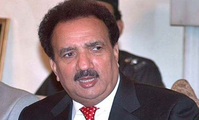 Rehman Malik asks PM to form technical committee on RTS failure