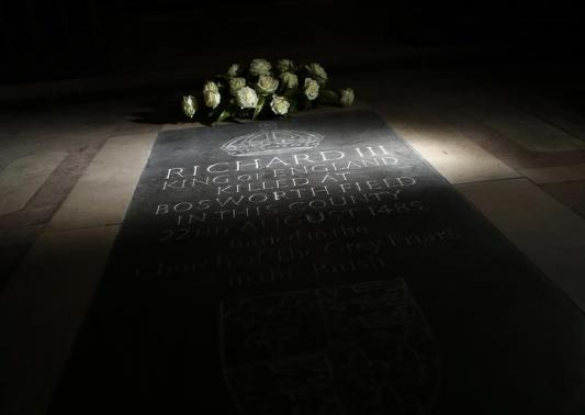 Ceremony fit for a king: England's Richard III to be reburied 530 years after death