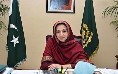 Donated vaccine worth $3.7 million wasted: Saira Afzal Tarar