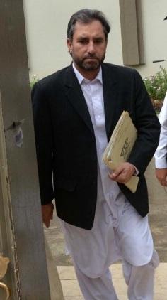 Shakil Afridi's advocate gunned down in Peshawar
