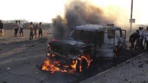Saudi-led campaign strikes Yemen's Sanaa, Morocco joins alliance