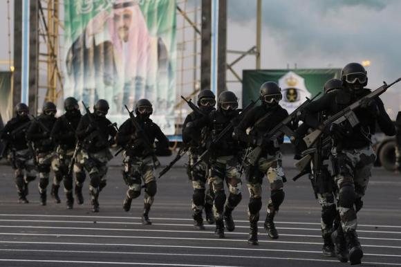 Saudi Arabia outpaces India to become top defense importer: IHS