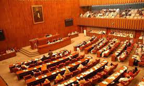 MQM stages walkout from Senate over Nine Zero raid