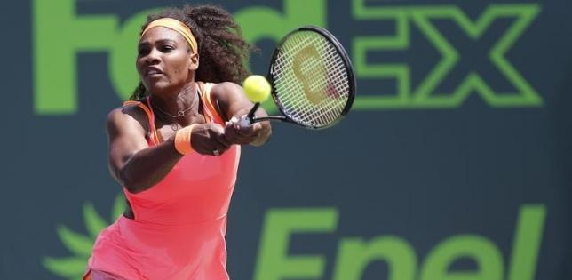 Grand Slam question: Who can challenge Serena?