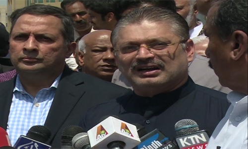 Saulat's family will be provided protection, says Sindh Information Minister Sharjeel Memon