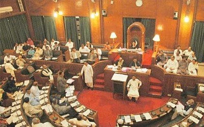 Sindh Assembly session ends in rumpus