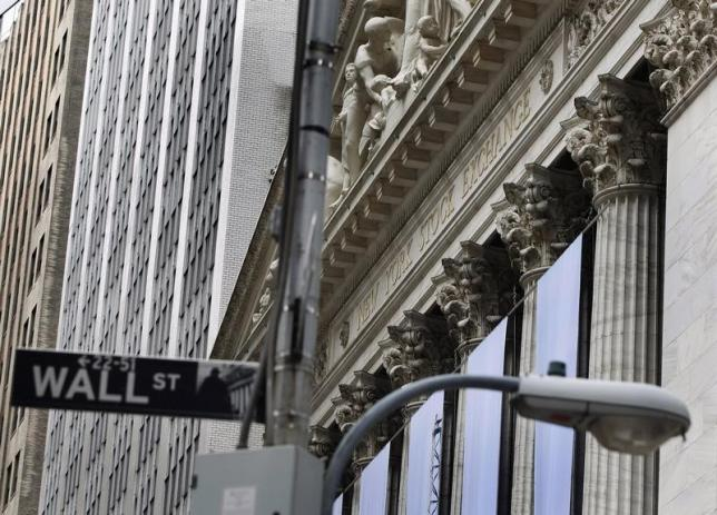 Stock futures point to lower open but quarterly rise