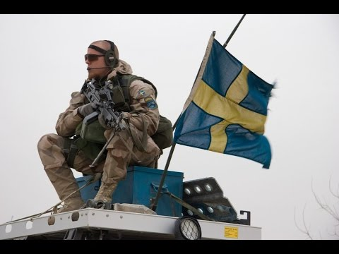Sweden security forces fear Russian military operations