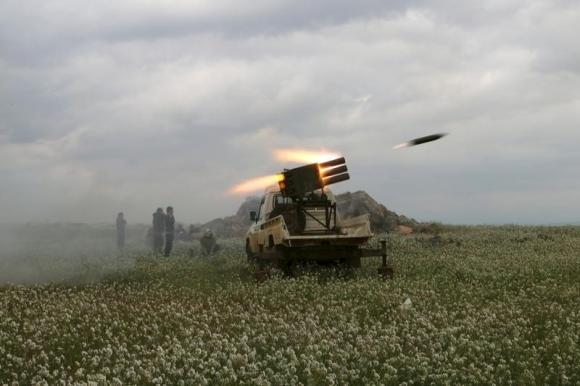 Syrian insurgents 'mimicking ruthlessness' of army: report