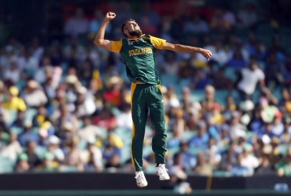 Grateful Tahir happy to repay South Africa