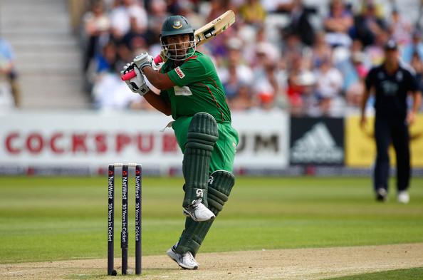 Iqbal leads Bangladesh to important win over Scotland