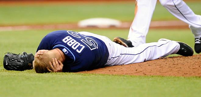 Concussions may linger among professional baseball players