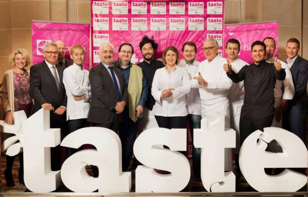 Michelin-starred chefs to cook for food carnival Taste of Paris