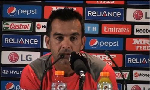 West Indies have much to lose against UAE, says skipper Tauqir