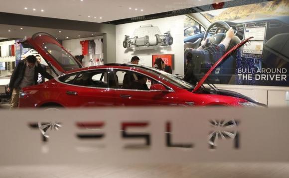 Electric vehicle maker Tesla shedding jobs in China as sales target missed