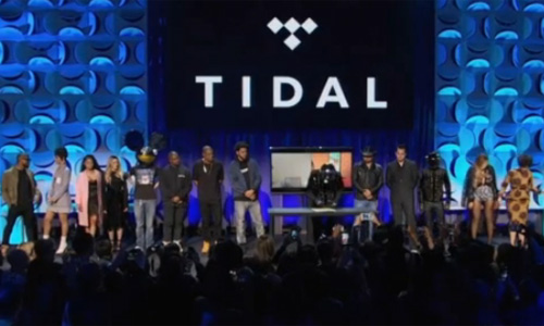Madonna, Rihanna back new Jay Z streaming music service Tidal