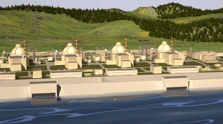 Turkey's first nuclear plant delayed, 'not ready before 2022'