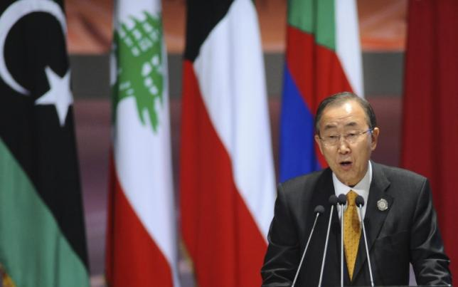 UN Secretary General troubled by Iraq abuse claims, warns of refugee crisis