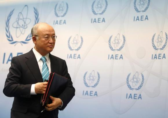 UN watchdog unable to conclude all nuclear material in Iran peaceful