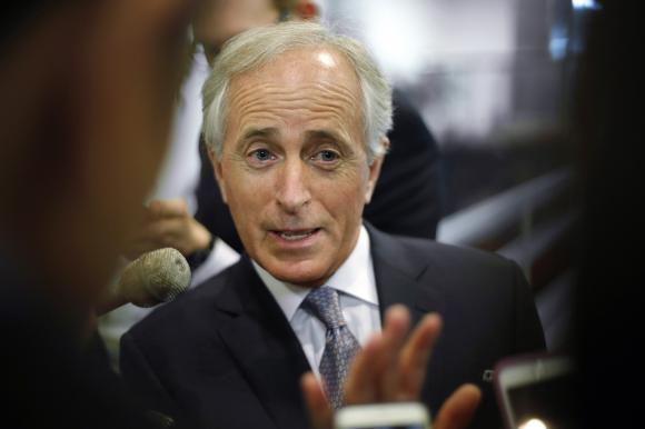 US Senate panel heading toward Iran bill vote next Thursday