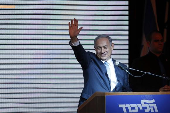 US rebukes Israel's victorious Netanyahu on Mideast policy