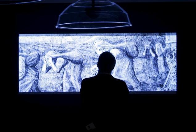 Digging deep, Belgian coalfield shows where Van Gogh emerged