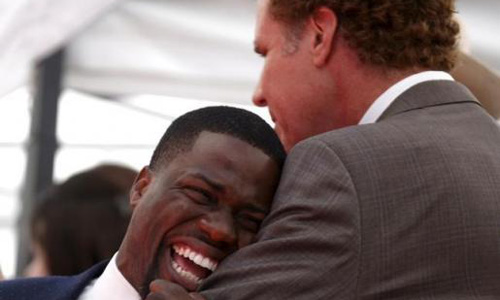 Ferrell, Hart poke fun at racial stereotypes in 'Get Hard'