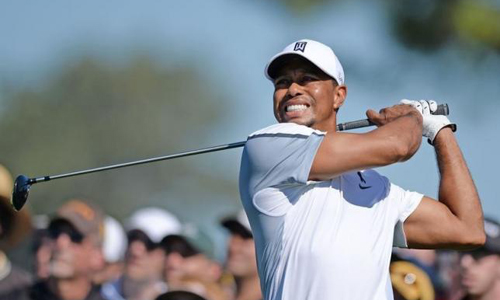 Woods will fall outside world's top 100 on Monday