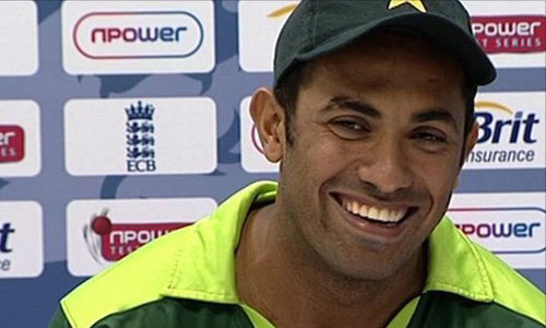 Pakistan cricket team returns; Wahab apologizes to nation over World Cup debacle