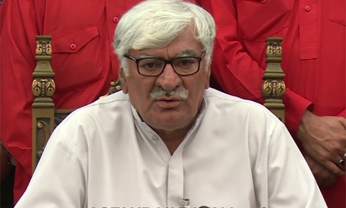 Pakistan shouldn't become a party in Yemen issue, says ANP chief Asfandyar Wali