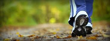 With diabetic nerve damage, walking can pose fall risk