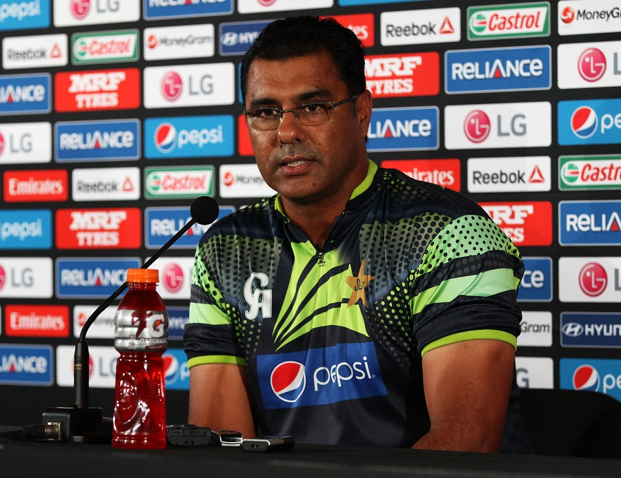 Let us play at home to improve our game: Waqar