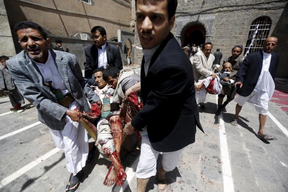 Death toll rises to 126 in Yemen mosque bombings