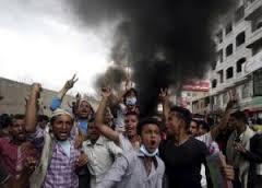 Yemen minister calls for Gulf Arab military intervention